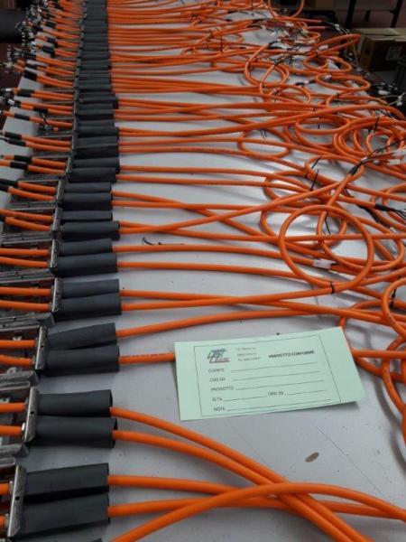 Preparazione cavi