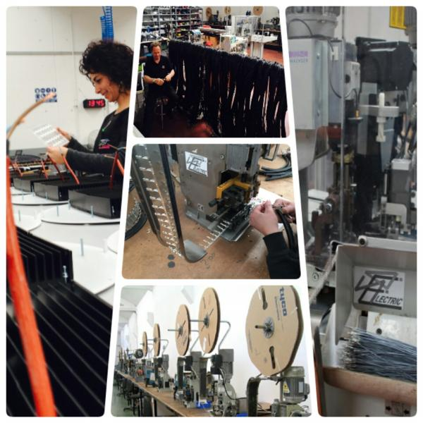 Assemblaggi elettro-meccanici